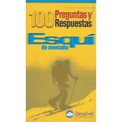 100 PREGUNTAS ESQUI MONTAÑA