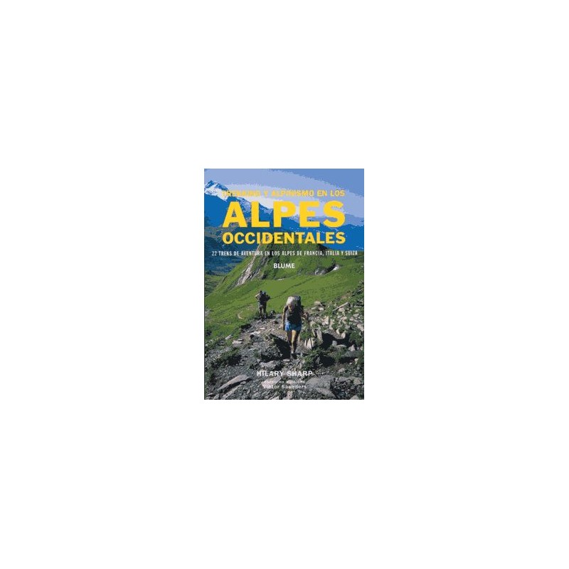 TREKKING Y ALPINISMO ALPES