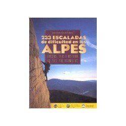 233 ESCALADAS DIFICULTAD ALPES