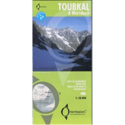 TOUBKAL & Marrakech 1:50...
