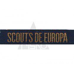 BANDA SCOUT EUROPA