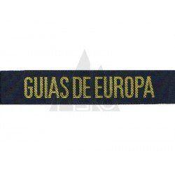 BANDA GUIA EUROPA