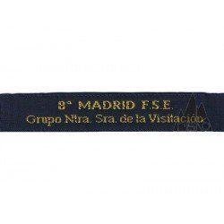 BANDA GRUPO 8 MADRID