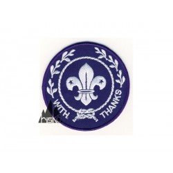 MUNDIAL SCOUT AGRADECIMIENTO