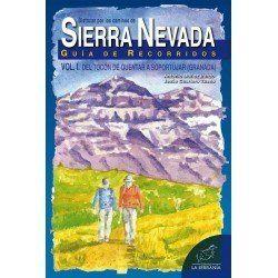 900874 SIERRA NEVADA. GUIA DE RECORRIDOS
