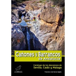 900720 CAÑONES Y BARRANCOS DE ANDALUCIA