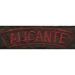 MATRICULA ALICANTE ASDE