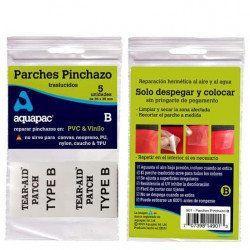 216011 PARCHE PVC Y VINILO...